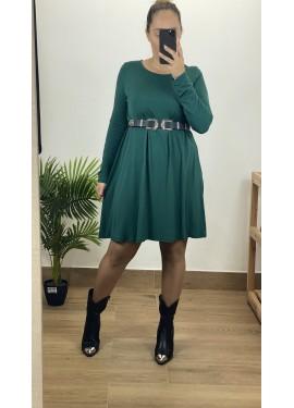 Vestido Fuerteventura Verde