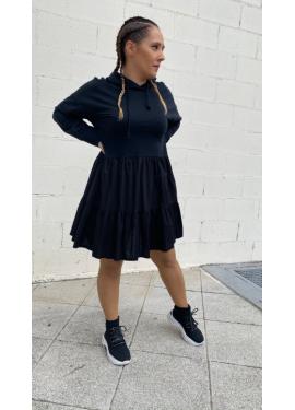Vestido Jerusalen Negro
