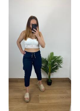 Pantalon sabrina Azul Marino