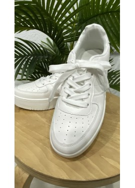 Tenis Blanco