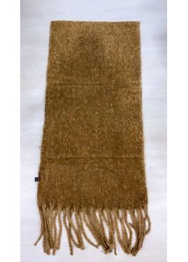 Bufanda Basica Camel