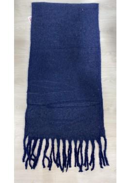 Bufanda Básica Azul Marino