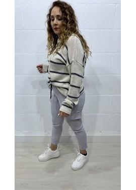 Pantalón Sabrina Gris