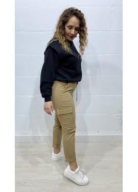 Pantalon  Sabrina  Camel