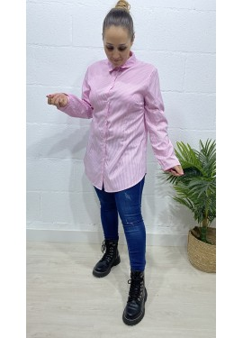 Camisa Beilen Rosa