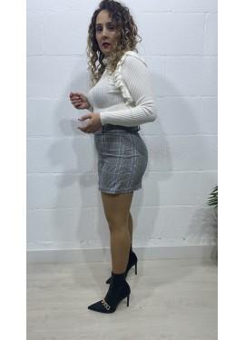 Jersey Reels Blanco