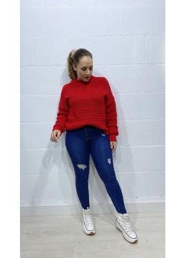 Jersey Corazón Rojo