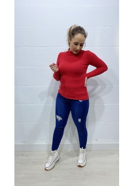 Jersey Camiña Rojo
