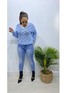 Jersey Rita Azul