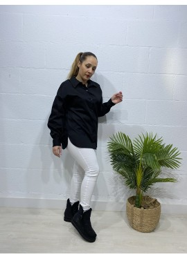 Camisa Pitaya Negra