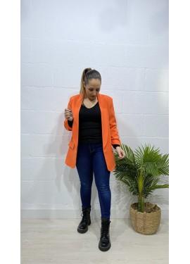 Blazer Berta Naranja