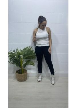 Camiseta Alfa Blanca