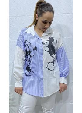 Camisa Fantasía Beso