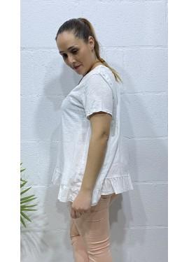 Camiseta Isla Blanca