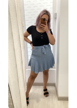 Falda Bella Azul