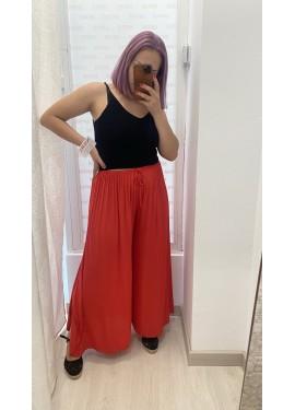 Pantalon Corted Rojo