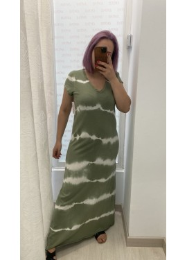 Vestido Carmela Verde