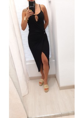 Vestido Aro Negro