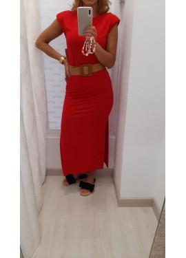 Vestido Ios Rojo