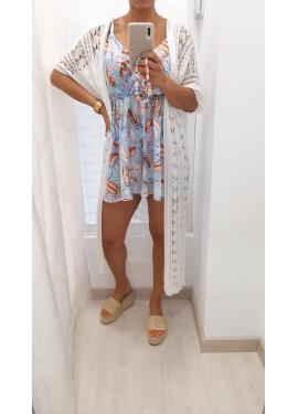 Kimono Punto Blanco