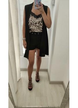 Lencera Print Leopardo