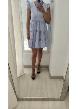 Vestido Vichi Azul