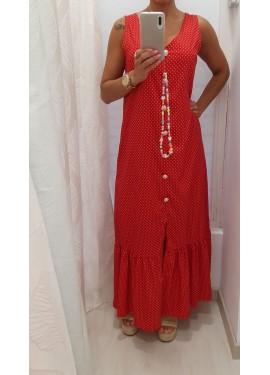 Vestido Lola Roja