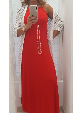 Vestido Lemon Rojo