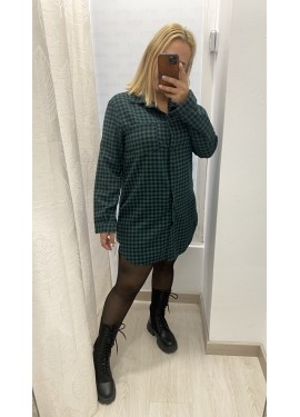 Camisa Islandia Verde