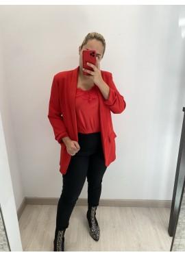 Blazer Berta Roja