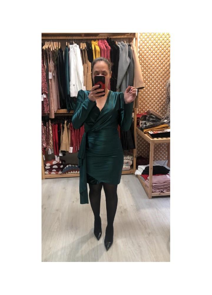 Vestido Luxury Verde