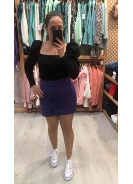 Falda Ibiza Violeta